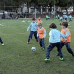escuela de futbol en Madrid