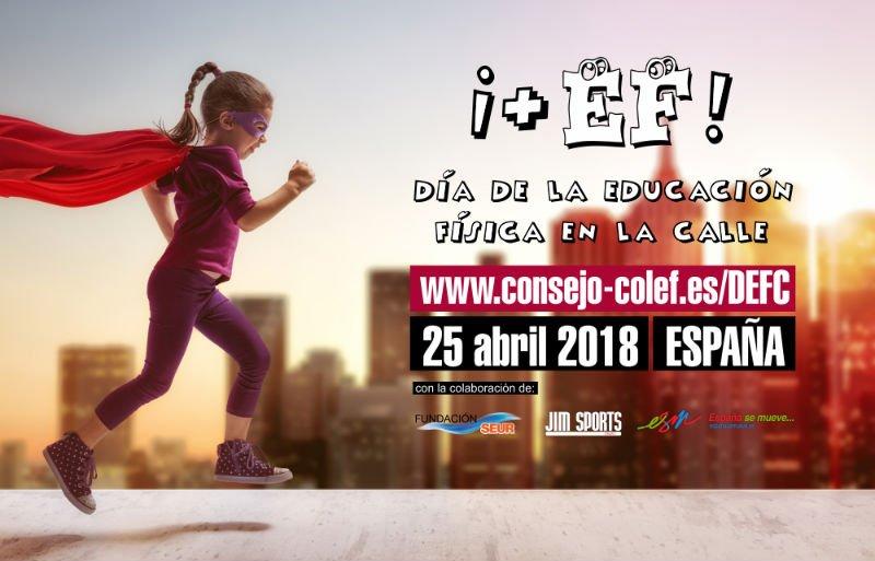 Día de la educación física en la calle 2018