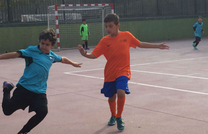 mejor escuela de futbol de Madrid