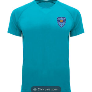 Camiseta entrenamiento Club deportivo Breogan