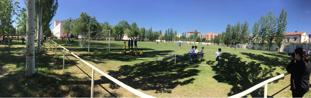 Torneo de fútbol Arévalo 2018