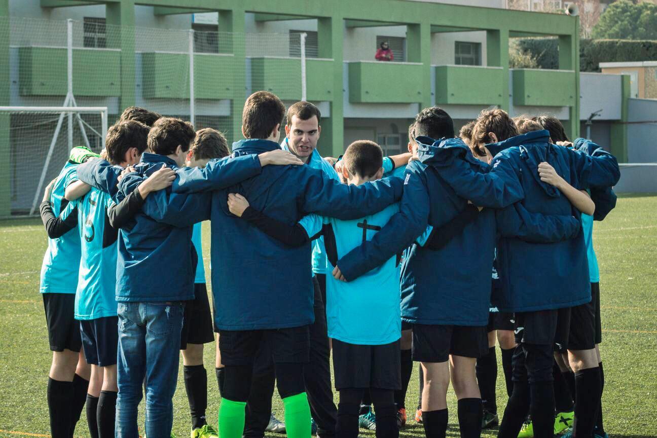 Escuela breogan Escuela de futbol en Madrid