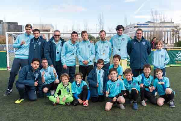 futbol inclusivo escuela bregan