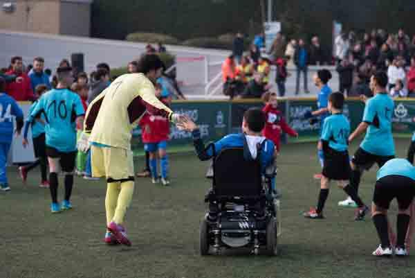 futbol inclusivo
