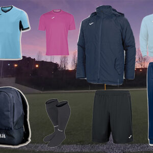pack completo ropa club deportivo breogan